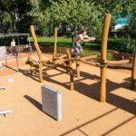 Parkour park FLUX 2