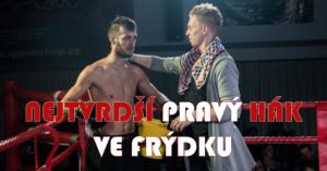 Míra Chylek: Nejtvrdší pravý hák ve Frýdku