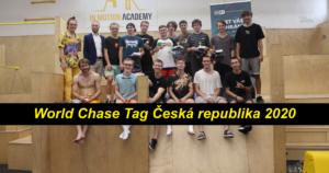 World Chase Tag Česká republika 2020 – Světová událost v Praze